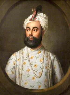 Prince Azim-ud-Daula (1775–1819), Nawab of the Carnatic