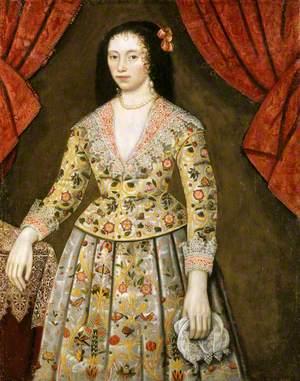 Elizabeth Craven (1600–1662), Lady Powis