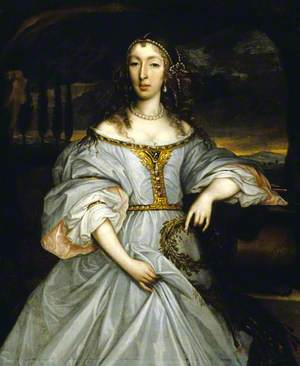Lady Anne Somerset (1631–1662), Lady Howard