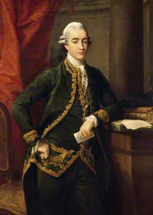 George Edward Henry Arthur Herbert (1755–1801), 2nd Earl of Powis of the Second Creation