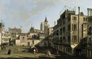 Campo San Stin, Venice