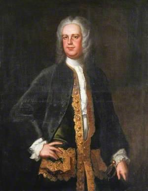 Sir Samuel Pennant (1709–1750)