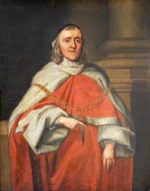 Sir John Glynne (1603–1666)