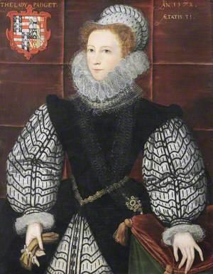 Nazareth Newton (1547–1589), Lady Paget