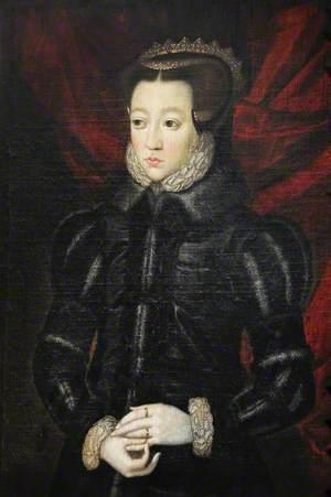 Imaginary Portrait of Katherine Knyvett (1547–1622), Lady Paget
