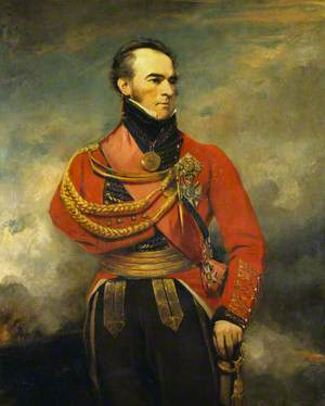General the Honourable Sir Edward Paget (1775–1849), GCB