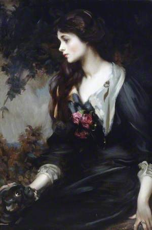 Lady Marjorie Manners (1883–1946), Later Marchioness of Anglesey, Aged 17