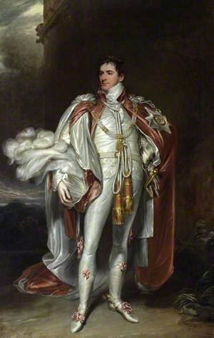 The Honourable Sir Arthur Paget (1771–1840), GCB, PC