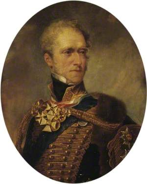 Field Marshal Sir Henry William Paget (1768–1854), 2nd Earl of Uxbridge and 1st Marquess of Anglesey, KG, GCB