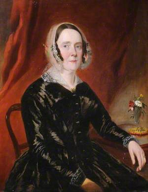 Maria Warner (1801–1880), Mrs Keating