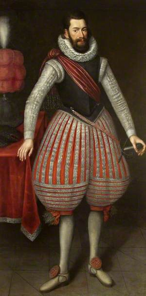 Captain Sir Thomas Dutton (d.1634)
