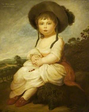 The Honourable Mary Bilson Legge (1780–1864), Later Lady Sherborne, as a Girl
