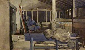 A Cow Shed, Yoxford