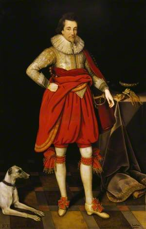 Sir Thomas Parker of Ratton (1594/1595–1663)