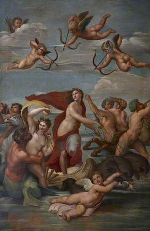 The Triumph of Galatea