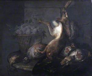 Still Life with Dead Game