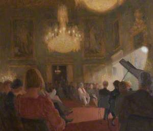 A Concert at Saltram