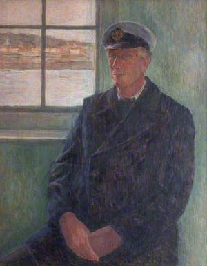 Frank O'Donnell, Head Boatman at St Michael's Mount, Cornwall