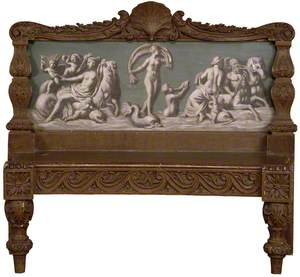 Venus Anadyomene with Attendants and Sea Creatures