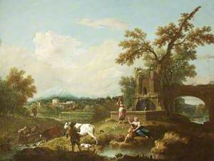 A Pastoral Landscape