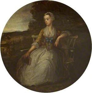 Sarah Tully (1708/1709–1736), Lady Hoare