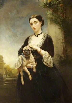 Julia Lucy Lane (d.1916), Mrs Henry Arthur Hoare