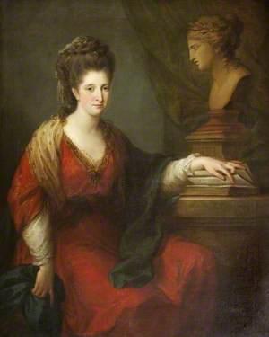 Frances Ann Acland (1735/1736–1800), Lady Hoare