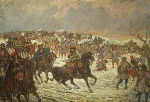 Turenne's Winter Campaign of 1674