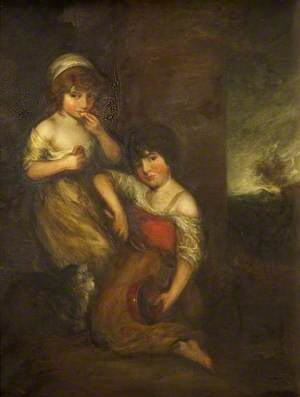 Cottage Children (Hobbinol and Gandaretta)