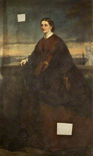 Alda Gertrude Lethbridge (1836–1906), Mrs Henry William Purcell Weston