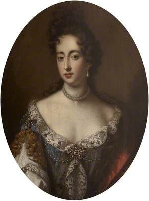 Mary II (1662–1694), as Princess of Orange