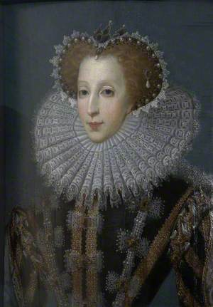 Elizabeth Stafford (1546–1599), Lady Drury