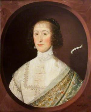 Isobel, Mrs Thomas Heyton