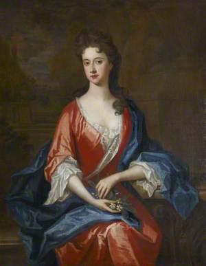 Anne Gagel (d.1718), Mrs Richard Bellings Arundell