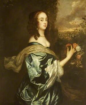 Lady Frances Cranfield (d.1687), Countess of Dorset (?)