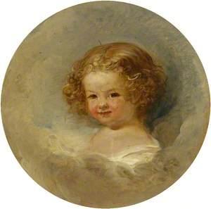Dorothea Harriet Gibbs (1840–1914), as a Child