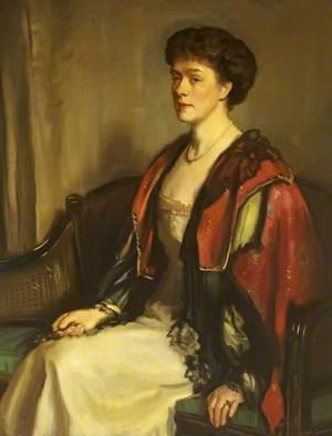 Annie Allen Cunard (1863–1944), Lady Wenlock