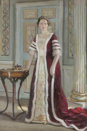 Edith Teresa Hulton (1890–1972), Lady Berwick