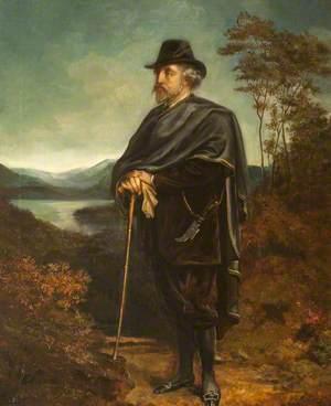 Marmion Edward Ferrers (1813–1884), Out Walking