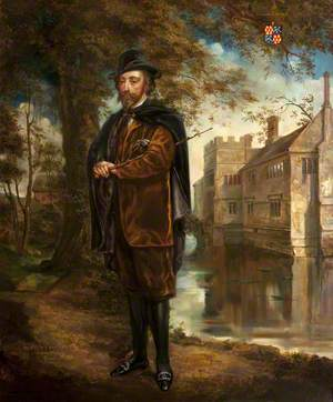 Marmion Edward Ferrers (1813–1884): 'The Squire's Evening Walk'