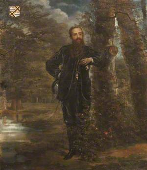 The Poet's Evening Walk to the Pool: Edward Heneage Dering (1826–1892)