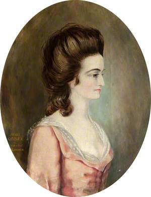 Mary Gambier (b.1753), Mrs Samuel Cornish, née Pitchford