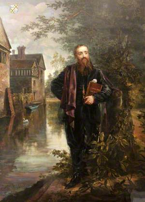 Edward Heneage Dering (1826–1892): 'The Philosopher's Morning Walk'