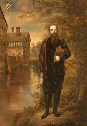 Edward Heneage Dering (1826–1892): 'The Philosopher's Morning Walk'