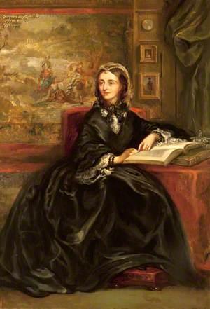 Henrietta Georgiana Marcia Lascelles Iremonger (1806–1876), Lady Chatterton (Mrs Edward Heneage Dering)