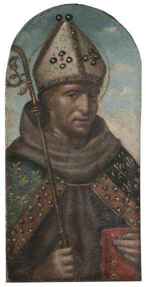 Saint Louis of Anjou (1274–1297), Bishop of Toulouse