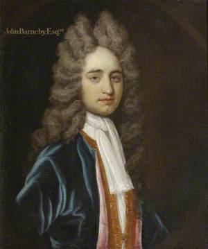 John Barneby (1684–1726)