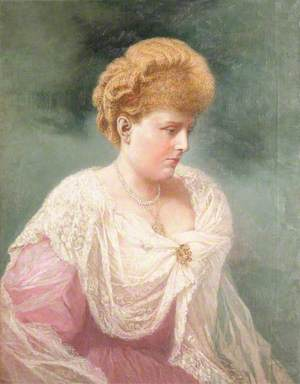 Lady Edeline Sackville (1870–1918), Lady Strickland