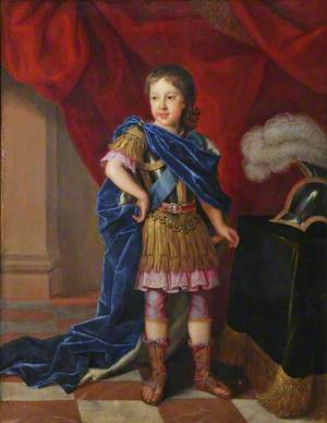 James III (1688–1766), 'The Old Pretender', as Prince of Wales