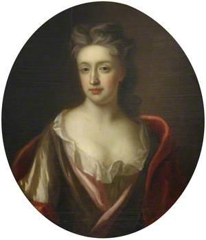 Anne Salvin (d.1731), Mrs Walter Strickland